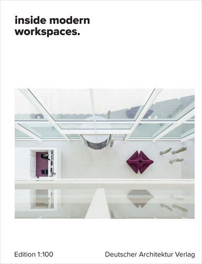 Cover inside modern workspaces